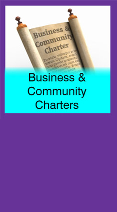Double Whammy Networking - Business & Community Charters